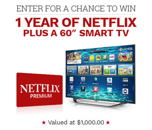 win 1 year on netflix