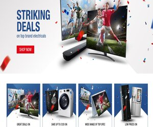 huges tv smart home